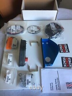 Stack Système D'affichage Dash Nouveau Racing Hillclimb Sprint Piste De Course Car Kit + Plus