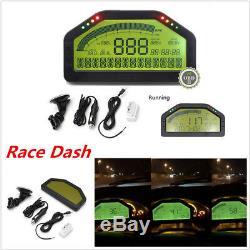 Véhicules Car Dash Race Display Obd2 Bluetooth Dashboard Écran Gauge Numérique LCD