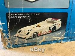 Vintage Echelle 1/8 Kyosho Puissance Tableau De Bord R / C Nitro Racing Car Kit