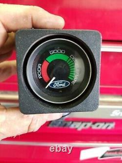 Vintage Nos Ford Vacuum Gauge Pod Mint Dans La Boîte D4az-10b944-a Wow