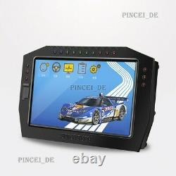 Voiture De Course Tableau De Bord Jauge D'affichage Numérique Pleine Capteur Kit Coloré Tactile LCD